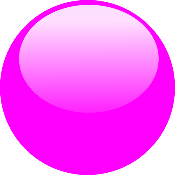 jpg freeuse stock Bubble Pink Icon Clip Art at Clker