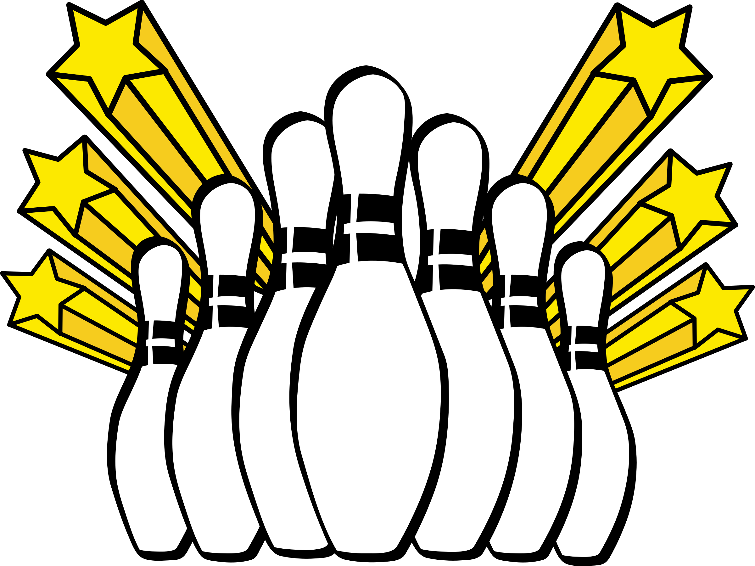 clip art download Pins clipart. Fresh decoration bowling pin.
