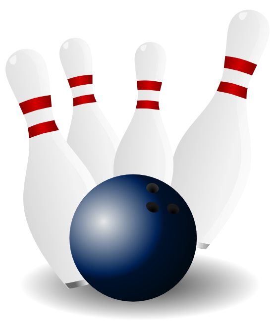 clip art royalty free stock Bowling Pin Clipart at GetDrawings