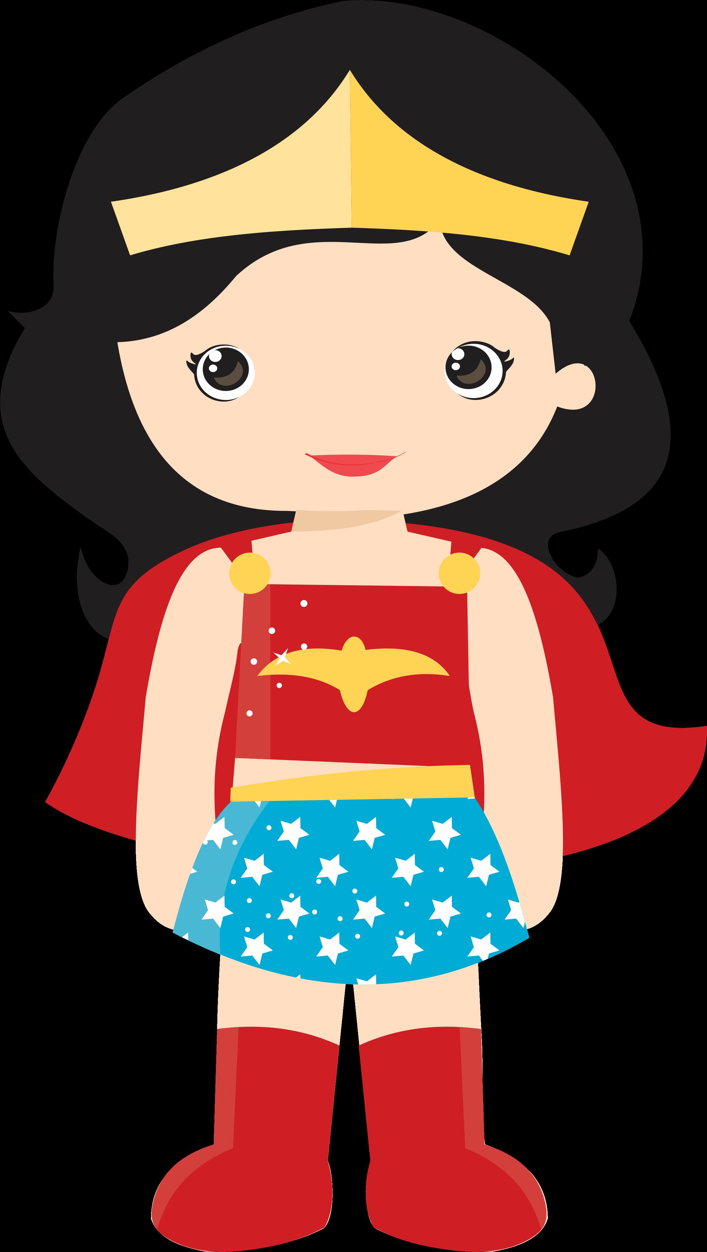 graphic Dc Superhero Girls Clipart at GetDrawings
