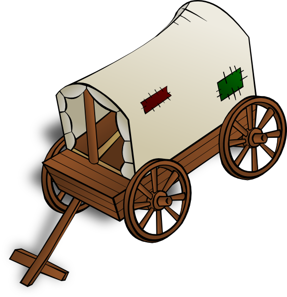 clipart free download Carts clipart bandwagon. Rpg map caravan symbol.