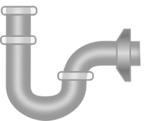 jpg free Pipes plumbing clip art. Pipe clipart.