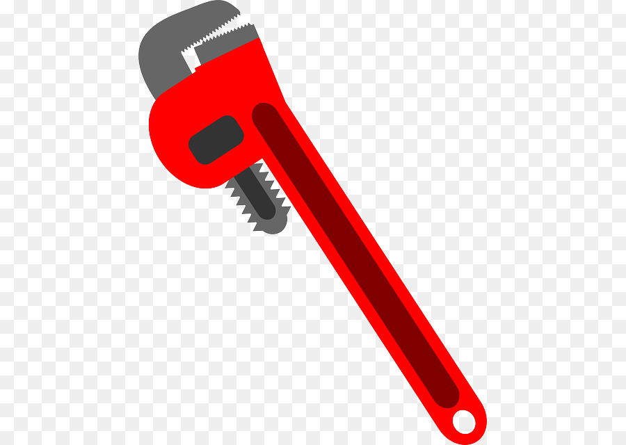 banner free Pipe wrench clipart. Plumbing clip art png