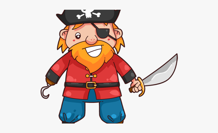 picture freeuse library Pirates clipart. Cartoon pirate cliparts clip