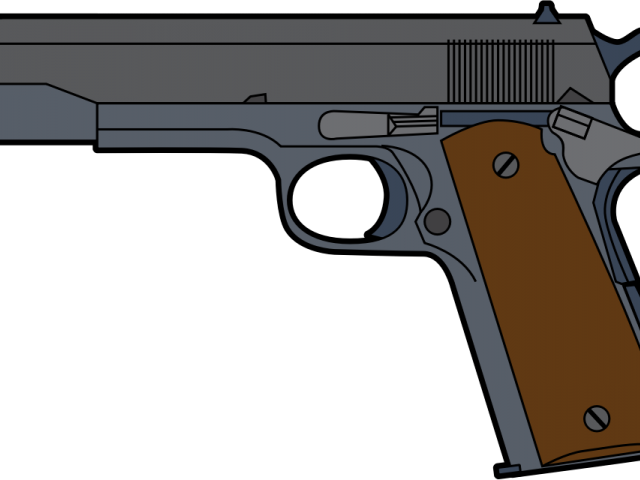 image free library Free on dumielauxepices net. Pistol clipart