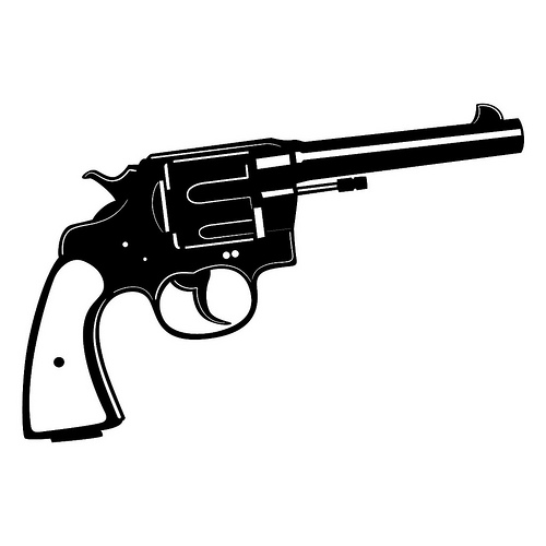 vector free download Western gun clipart. Free pistols cliparts download