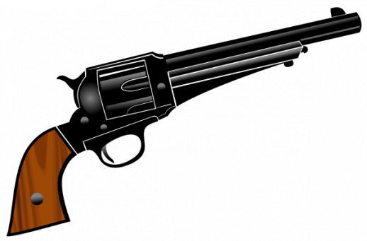 svg freeuse Free old cowboy cliparts. Western gun clipart