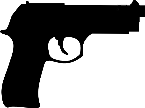 image freeuse stock Western guns clipart. Trigger free cliparts download