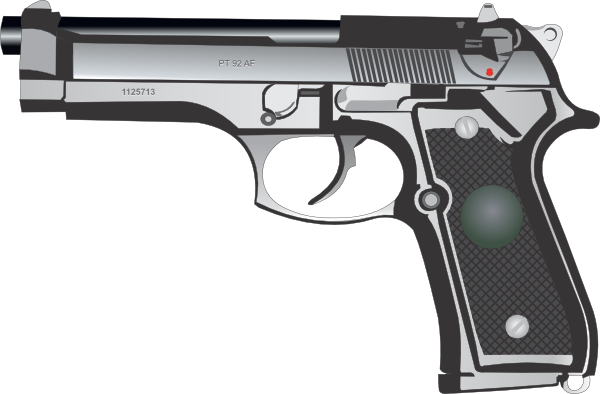 banner royalty free library vector pistols 9mm #108213354