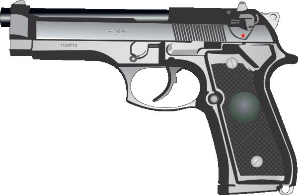 image transparent library vector firearm pistol #107815305