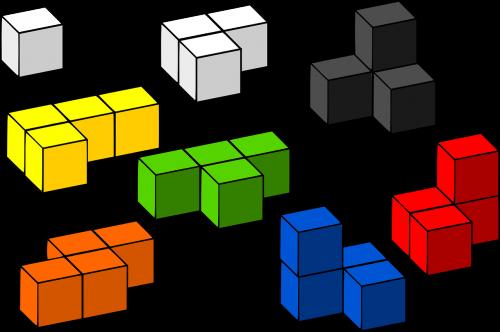 banner library download pixel vector building block #101373863