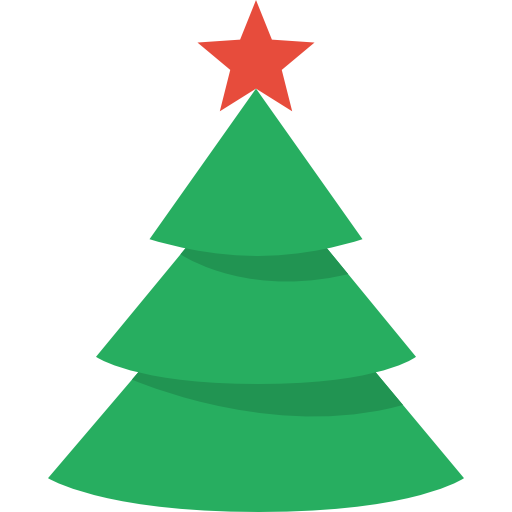 picture library download Christmas tree Icon