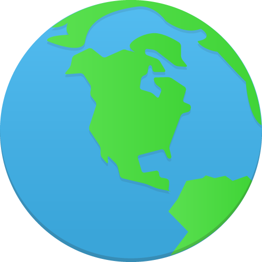png free library Globe Icon