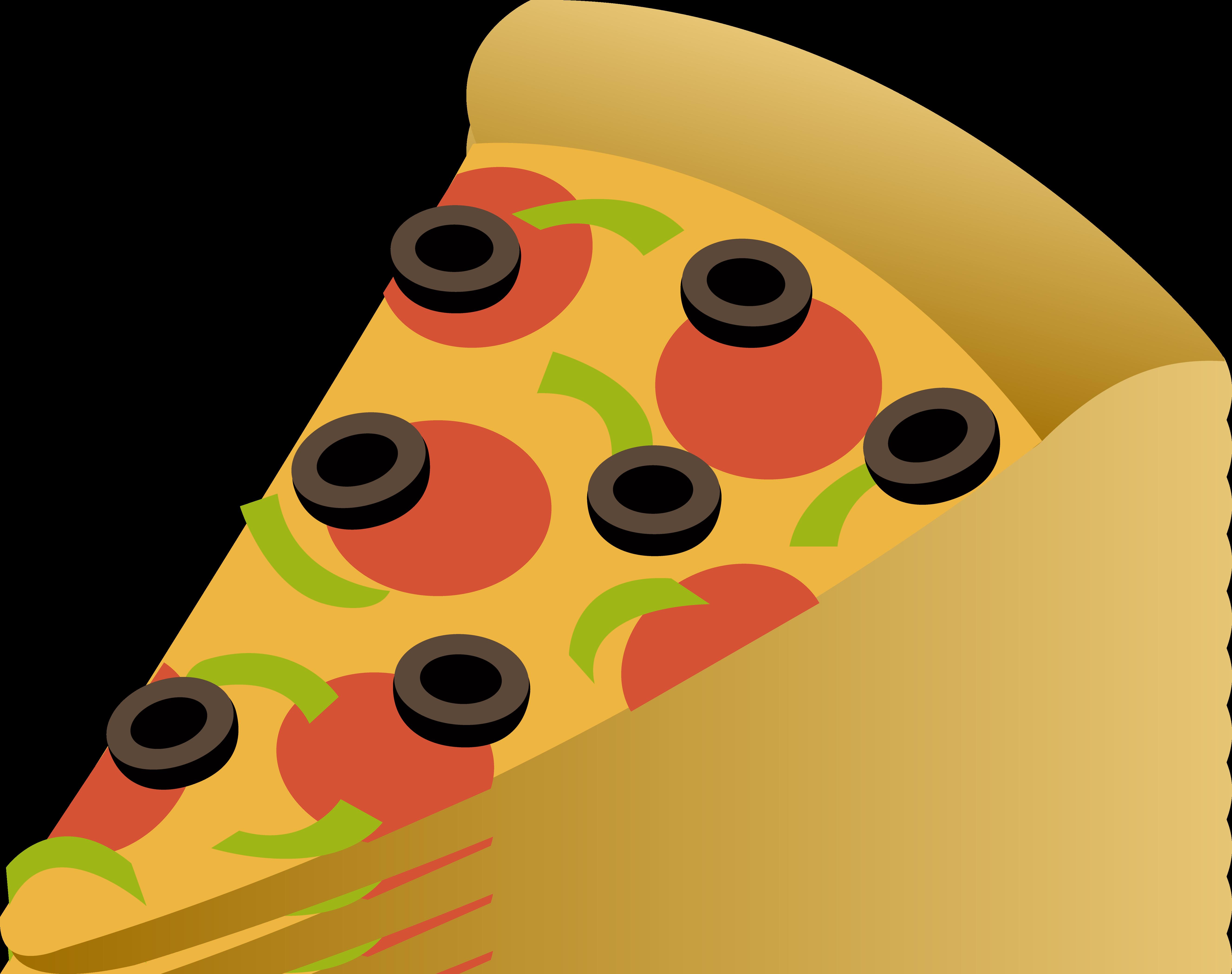 clip art black and white download Pizza Clip Art Free