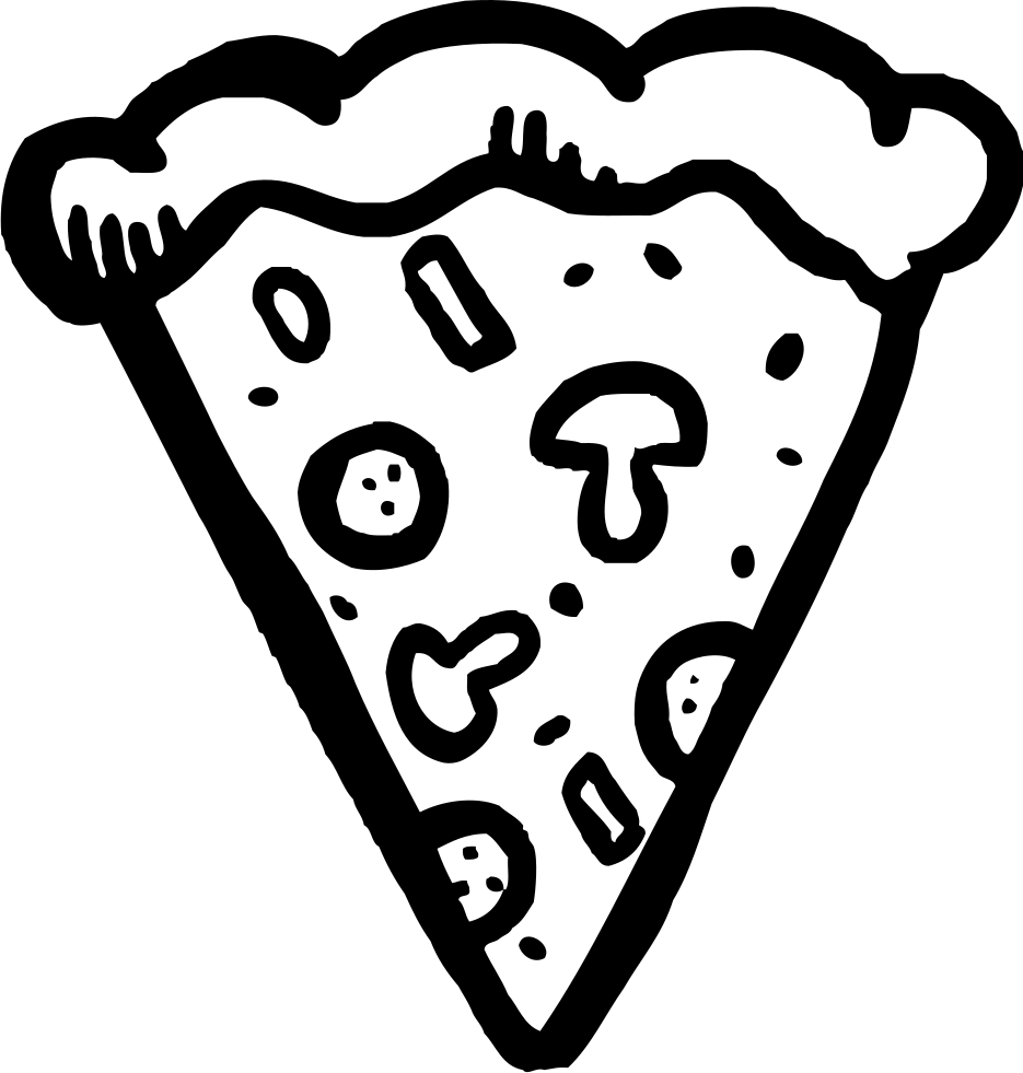 vector library stock Pizza Svg Png Icon Free Download