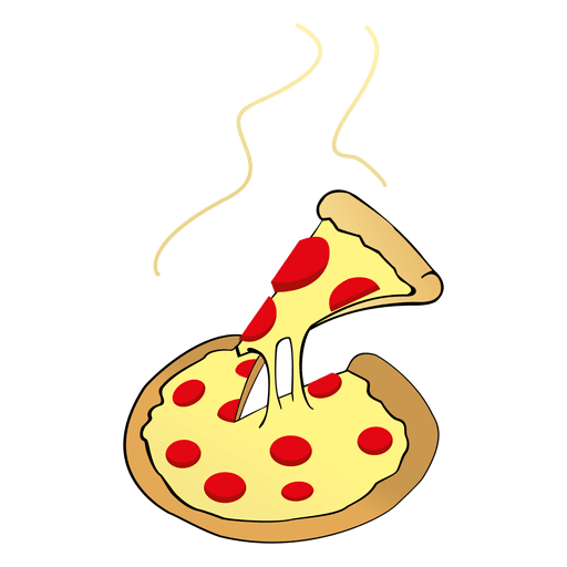 png transparent Cheese pizza cartoon
