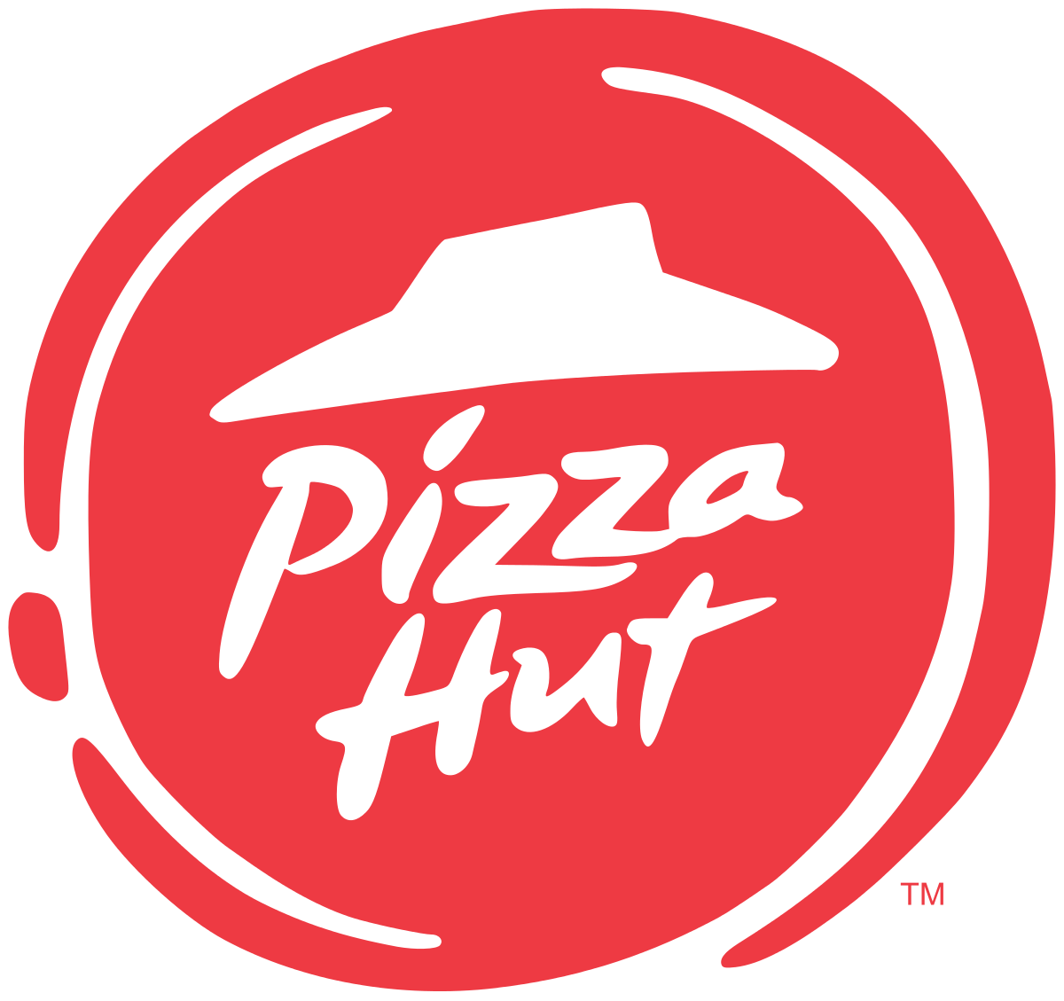 svg black and white download Pizza Hut