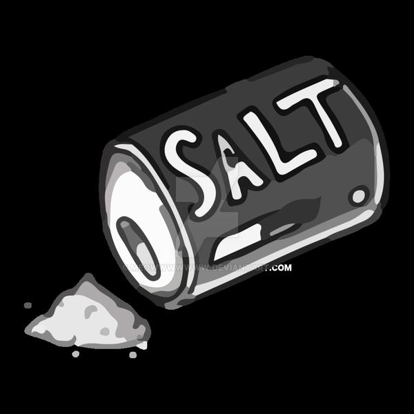 jpg free library Salt emote png