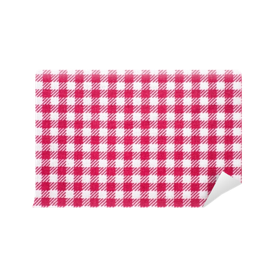 free download Tablecloth checkered red and white texture background