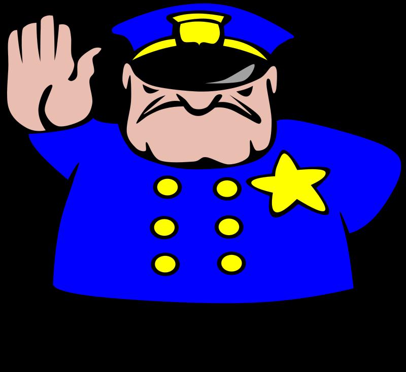 clip art freeuse download Police
