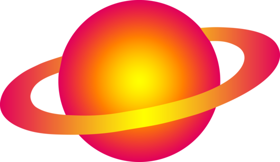 svg freeuse stock Planet clipart. Outer space planets free.