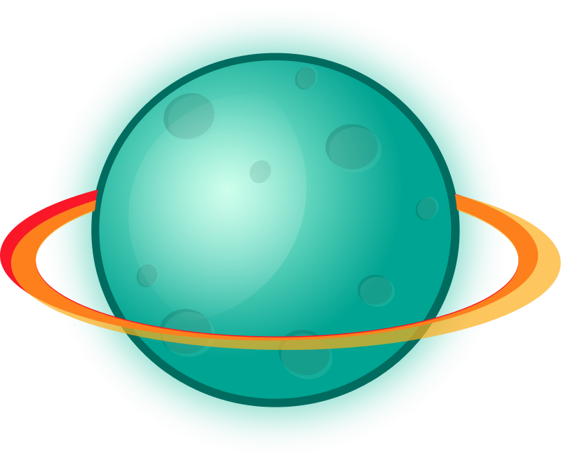picture freeuse stock Planet clipart for kids. Cartoon