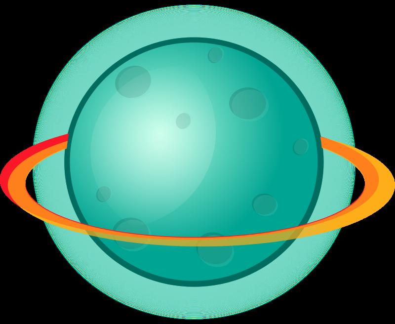 image Cartoon Planet Clipart