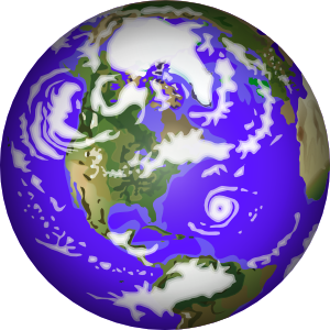 png freeuse stock Planet earth clip art. Planeten clipart