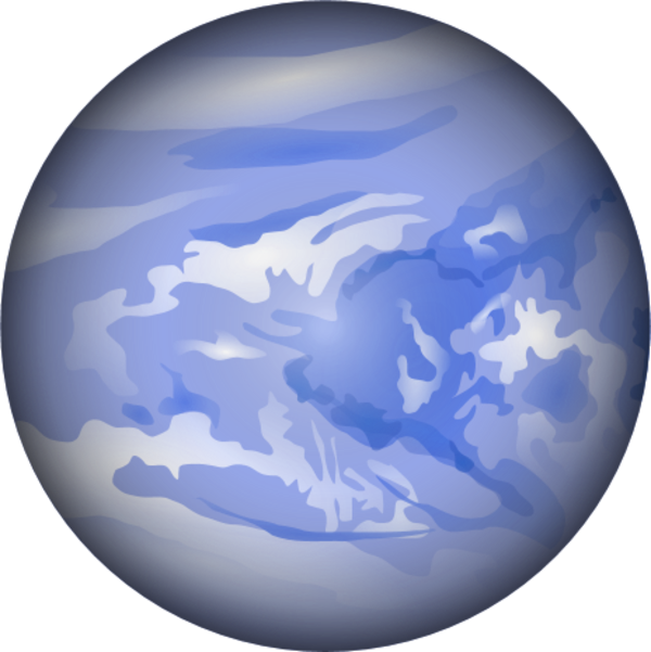 png royalty free Planeten clipart transparent