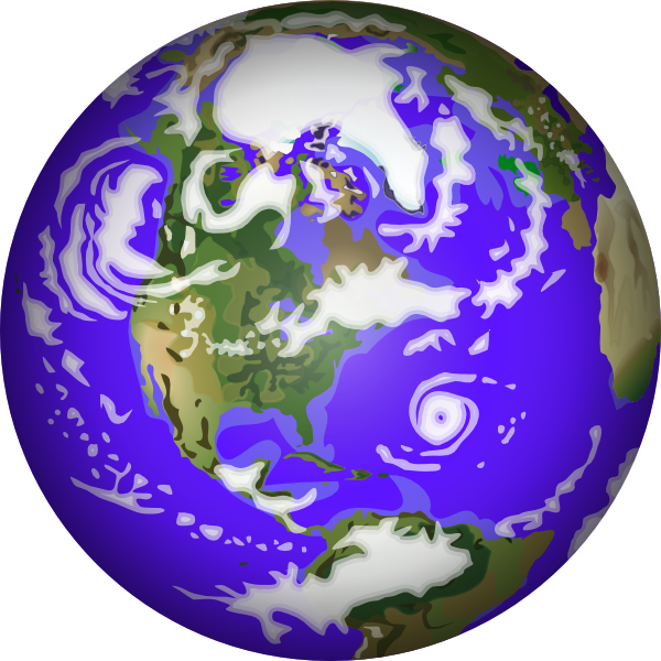 graphic freeuse Planet earth clip art. Planets clipart.