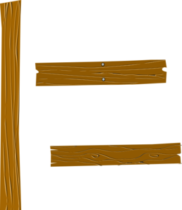 download Wooden planks clip art. Plank clipart.