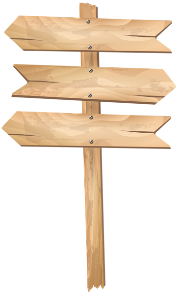 vector freeuse library Png clip art image. Wooden arrow sign clipart.