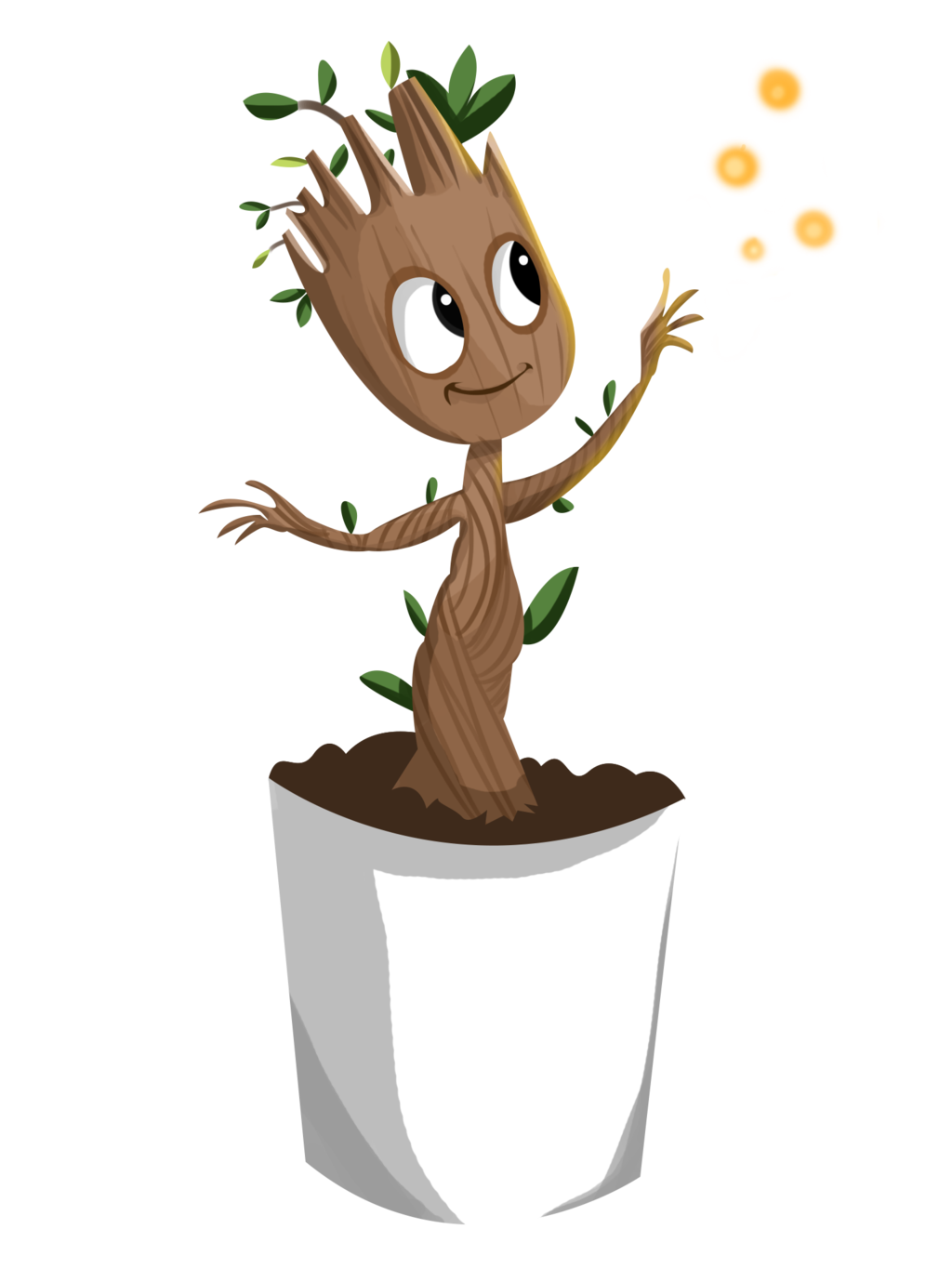 picture stock Baby png clipart mart. Groot vector