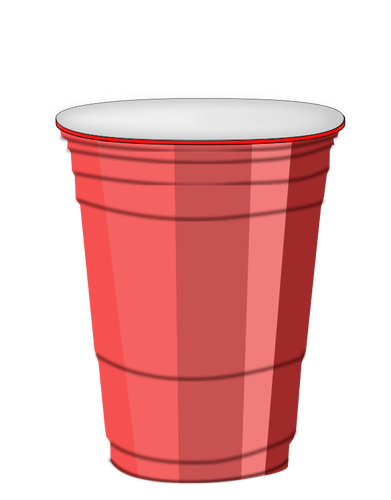 clip library library Plastic cup clipart black and white. Drawing at getdrawings com