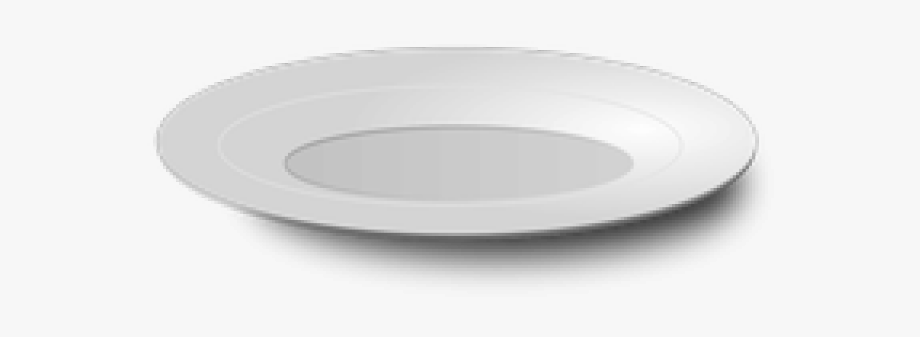 picture library download Transparent plate. Dinner clipart png