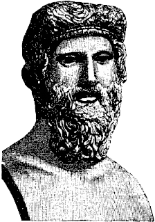 clipart black and white Plato drawing. Facts for kids.
