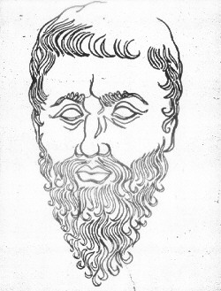 png library download Plato drawing. Sketch of s theory.