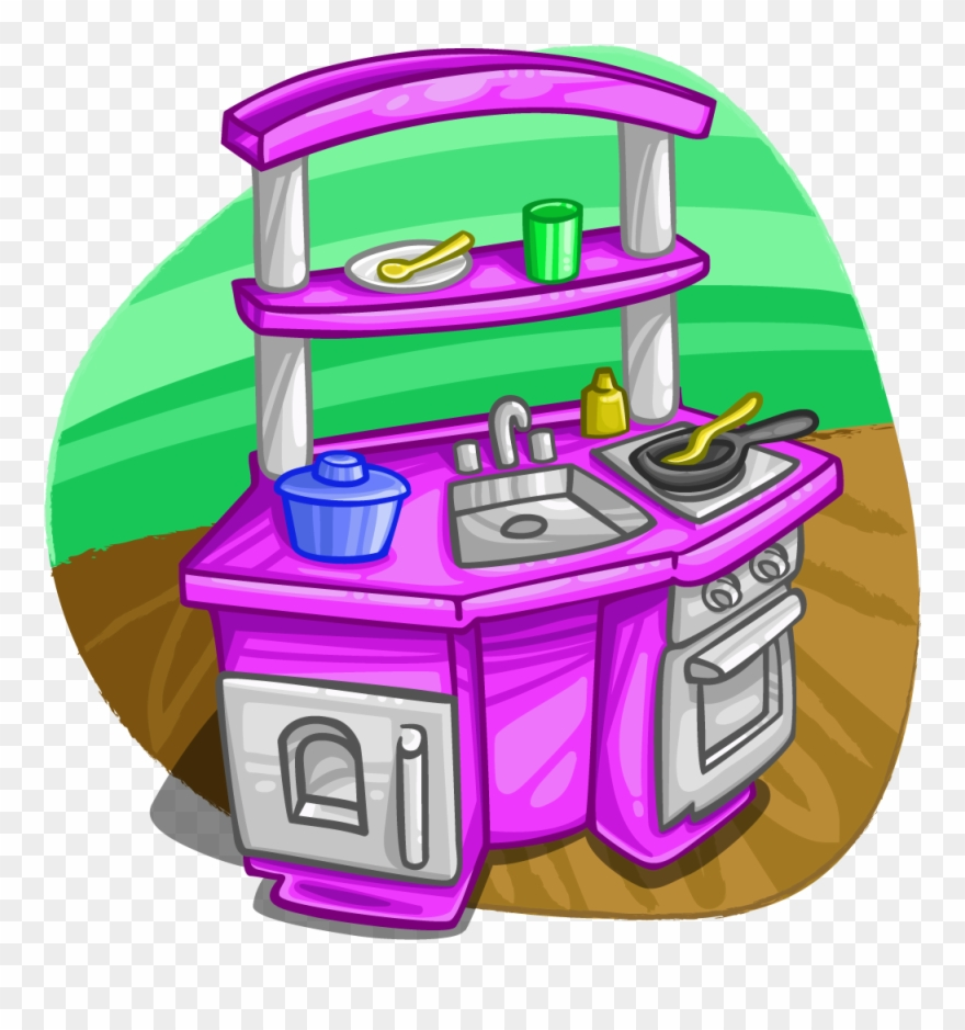 image library library Play kitchen clipart. Pinclipart .