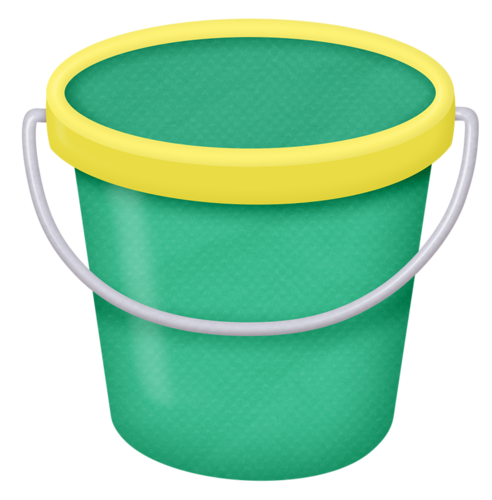 graphic black and white stock Bucket pinterest buckets clip. Playdough clipart.