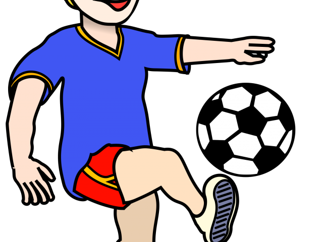 graphic free download Soccer x carwad net. Player clipart.