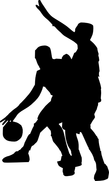 graphic Players clipart. Basketball transparent png stickpng.