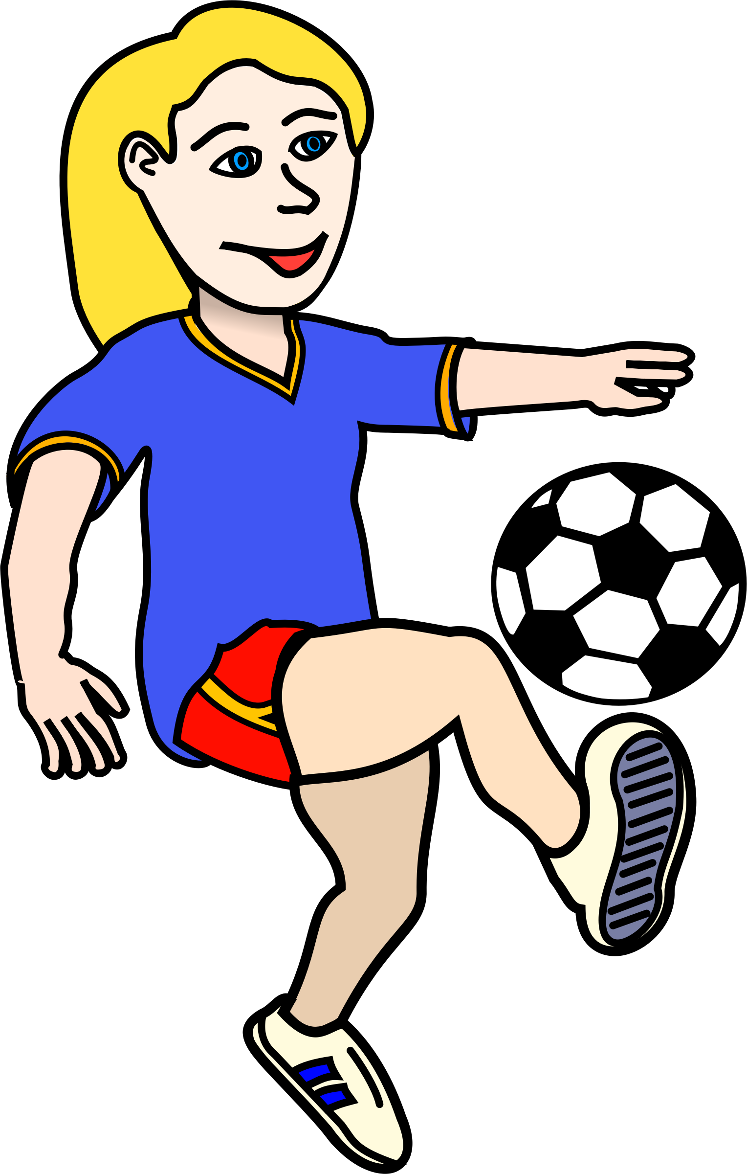 svg transparent stock Players clipart. Soccer player cilpart fancy.
