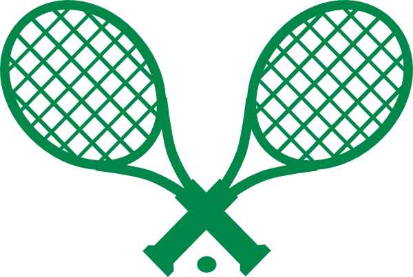 svg freeuse Divisions sb tennis buddies. Racket clipart kid.