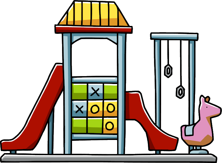 clip art library library  collection of transparent. Playground clipart.