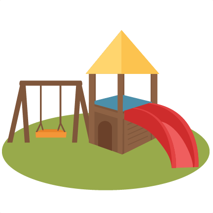 png black and white library Playground clipart. Place free on dumielauxepices.
