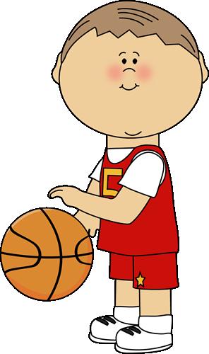 svg free stock bounce clipart boy girl basketball #76814842
