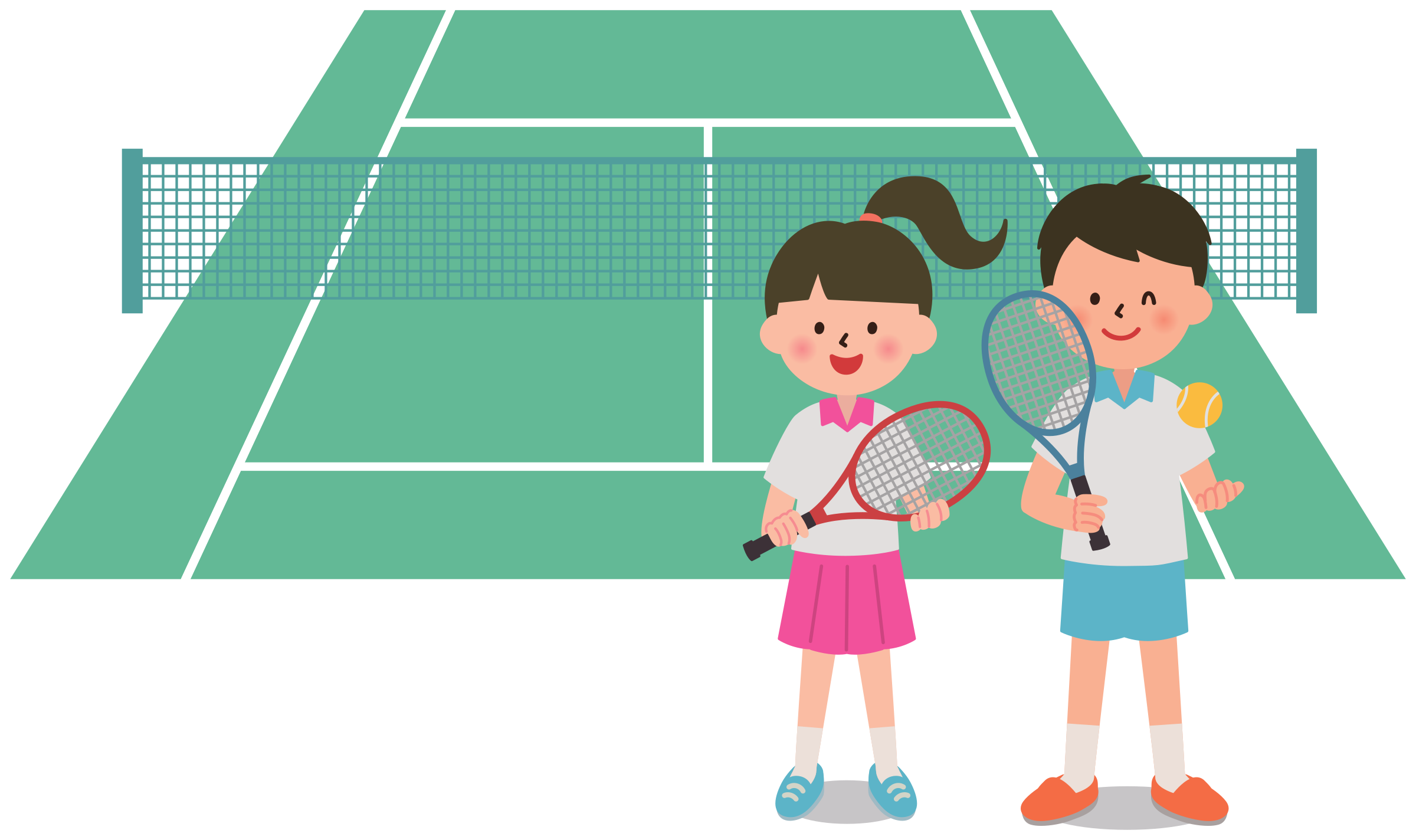 svg transparent stock Players big image png. Playing tennis clipart
