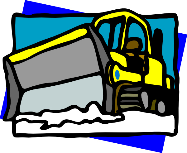 banner freeuse download Snow Plow Clip Art at Clker