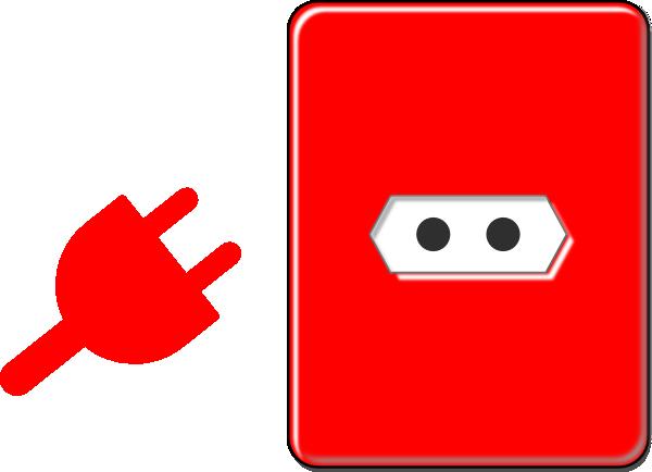 clipart library Socket clip art at. Plug clipart plug point