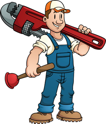 free stock Plumber Clipart damages